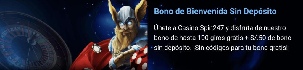Spin247 bono